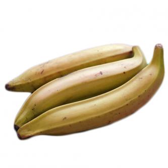 """<p class=""""nom"""">La banane Plantain</p><p class=""""description"""">Pourquoi on l'aime? Parce que, comme elle n'est pas sucrée, elle est idéale en cuisine pour des plats salés. Elle se consomme encore verte et dure.</p>"""