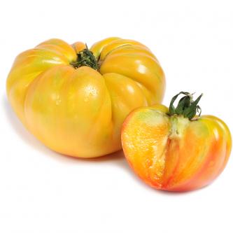 """<p class=""""nom"""">Ananas</p><p class=""""description"""">Sa caractéristique : Son bel équilibre entre acide et sucré lui confère un goût remarquable. Sa chair abondante et dense, renferme très peu de graines.</p>"""